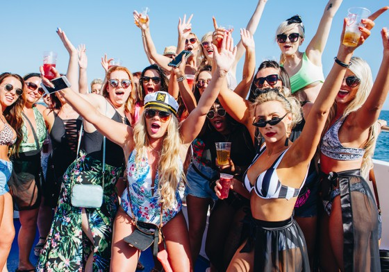 Hen Do's, weekends and partys
