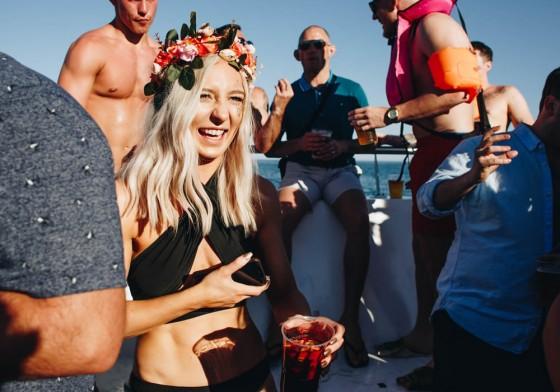 Vilamoura Boat Parties