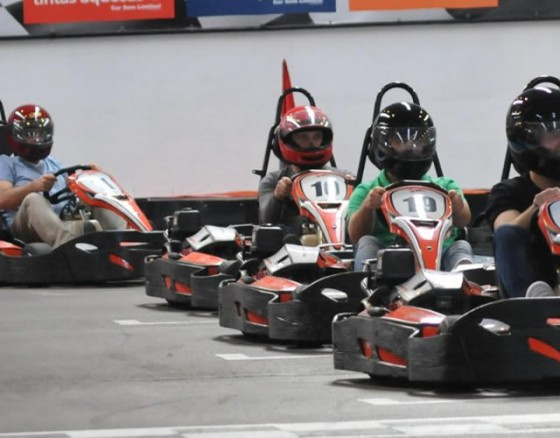 The Albufeira Kart Grand Prix