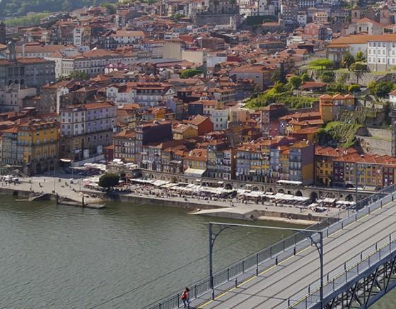 The Vila Nova de Gaia Cable Car