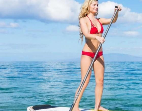 Paddle Surf Board Coastal
