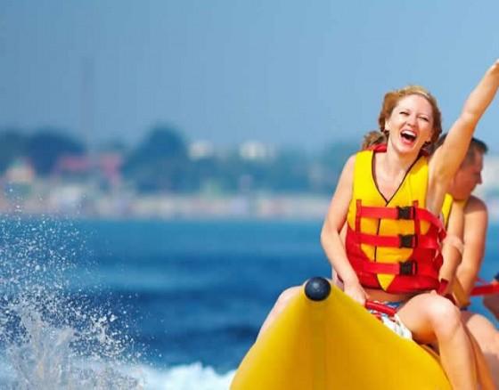 Loads of Fun on one Boat!