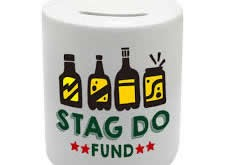 Bring it to work, take it to the pub or just leave it on the side at home, this stag party savings fund is the perfect way to raise a bit of extra cash for your up and coming party. It doesnt matter of your the groom, best man or guest we all need a bit of extra help when theres a party to be had.