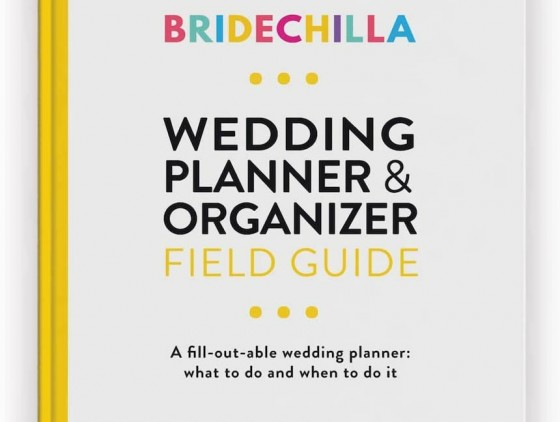 This is the number one best selling, ultimate guide to planning a wedding that no serious bride to be should be without, its essentila for getting everyone where they need to be and not firgetting a single thing to make your wedding day the best day it could be, as well as meaning you can site back relax and let the plans take care of themselves.