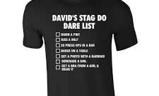 <p>From party mission stag tops to funny stag do t-shirts and costumes, no matter what you are looking for, we have your needs covered. Lets go</p>