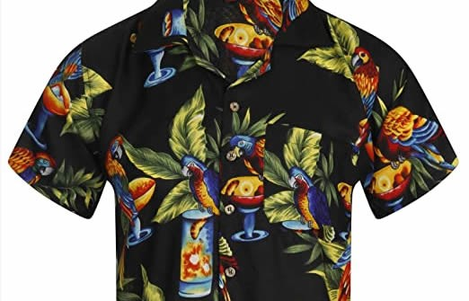 Funky Stag Hawaiian shirt stag clothing