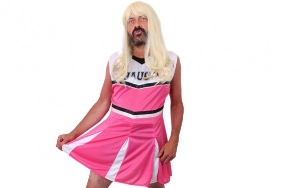 Stag Cheerleader Costume stag costumes