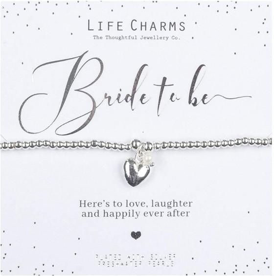 Bride to Be Bracelet hen gifts